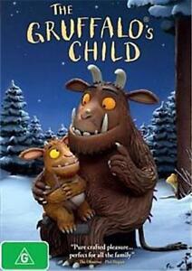 THE GRUFFALO'S CHILD = NEW R4 DVD