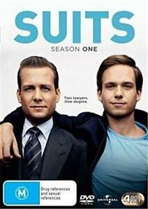SUITS : SEASON 1 : NEW DVD