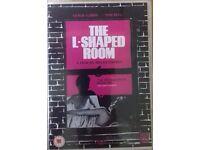 The L-Shaped Room (1962), stars Leslie Caron, Tom Bell, Deleted DVD, like new!