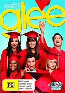 GLEE SEASON 3 : NEW DVD