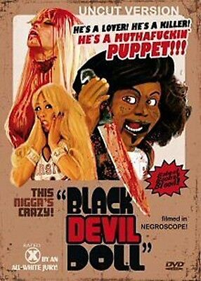 Black Devil Doll ( Horror-Thriller ) mit Heather Murphy, Natasha Talonz NEU OVP
