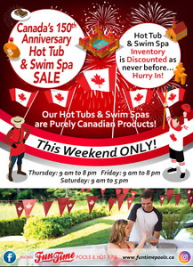 150TH CANADA DAY BLOWOUT SALE