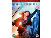 Supergirl Season One DVD