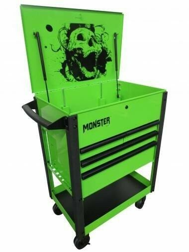 monster tool box and tools | in stoke-on-trent, staffordshire | gumtree