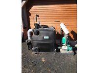 Rainwater Harvesting System - Wilo automatic