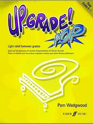 Up-Grade! Pop Piano - Grades 0-1 By Pam Wedgwood