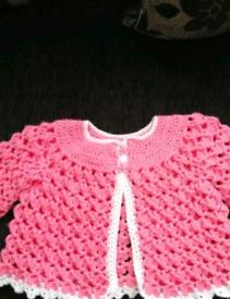 Baby Crochet cardigans