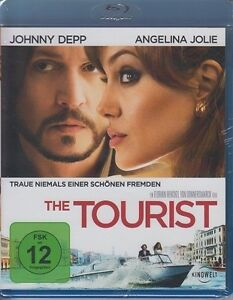 The Tourist  Blu-ray NEU