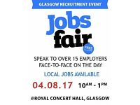 Glasgow Jobs Fair