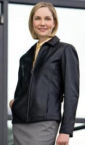 Ladies Lambskin Leather Jacket