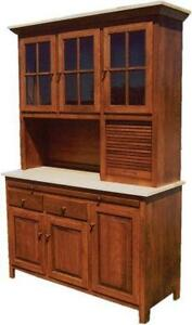 High Quality Oak Hoosier Cabinets