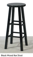 "30"" Bar Stool, Square Legs one left $25.. Now $20"
