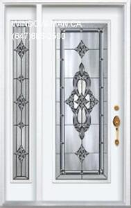 Door SideLite Entry Single Front  Top Quality