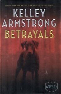 DECEPTIONS BY KELLEY ARMSTRONG GET BETRAYALS FREE  GAINSVILLE