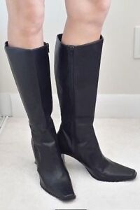 brand new - women long leather boots