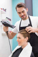 Hairstylist barber wanted part time on call for mobile haircuts