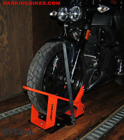 Highet Quality Motorcycle Wheel Chock Available