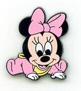 Disney Pin Baby Minnie