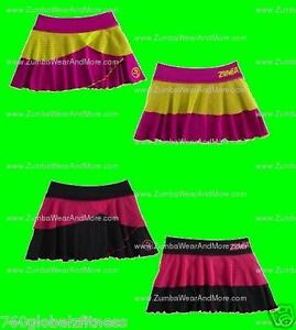 Zumba-Sassy-Skort-Skirt-with-attached-little-shorts