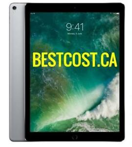 Tablet Apple iPad Pro 12.9 INCH 256GB A10X ( 2ND GENERATION ) WI-FI Black & Space Gray MP6G2CL/A - BESTCOST.CA
