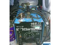 Clarke Weld 165 TE Turbo Welder