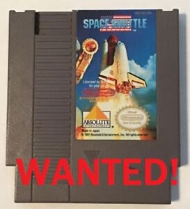WTB: Space Shuttle Project (NES)