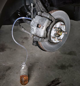 Mobile Mechanic - Brake Change - Rotor Change - Oil Change