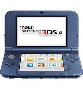 Wanted NEW Nintendo 3ds