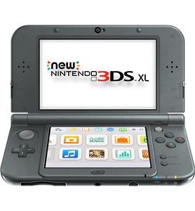 Looking for modded Nintendo 3ds