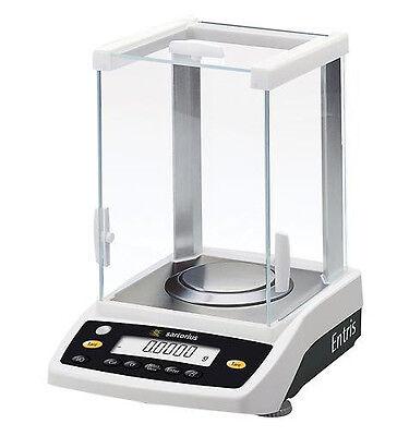 Sartorius Entris64-1S Analytical Lab Balance 60 g x 0.0001 g, 2 Years Warr, New