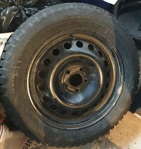 4 Champiro Ice Pro GT Radial tires with Rims