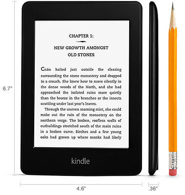 NevSkins skin kit to fit Kindle Paperwhite fits this model