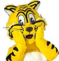 KIDS! COME SEE THE TIGER!