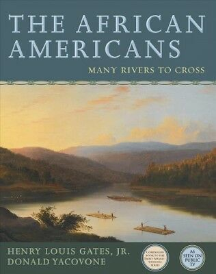 African Americans : Many Rivers to Cross, Paperback by Gates, Henry Louis;