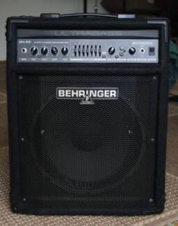 Behringer BXL900 Bass Amplifier, as new Creswick Hepburn Area Preview
