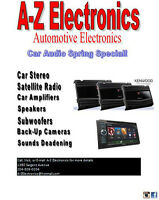 CAR & BOAT AUDIO INSTALLATIONS LOWEST PRICES GUARANTEED!!!