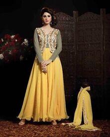 Mugdha Heavy Embroidered Anarkali Suit
