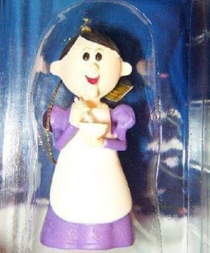 MRS. CLAUS Ornament -- NEW Rudolph Island of Misfit Toys -- Mrs. Santa Enesco