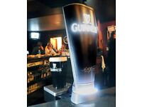 GUINNESS SURGER UNlT: MAN CAVE, MICROPUB, HOME BAR, RESTAURANT, PUB SHED, PUMP BREWERIANA BREW, BEER