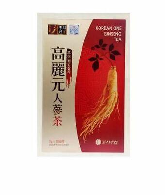 <KOREAN ONE>  GINSENG TEA   ( 3g*100 )