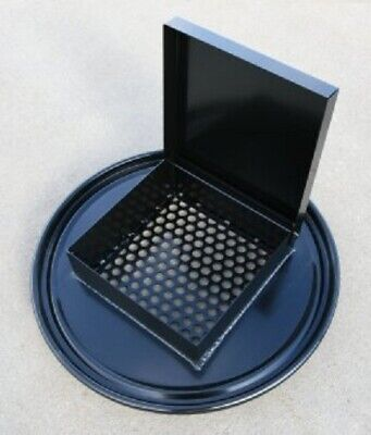 Wvo Perforated Steel Collection 55g Drum Lid
