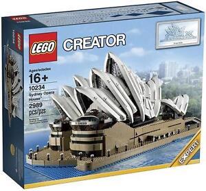 NEW LEGO CREATOR SYDNEY OPERA HOUSE KIDS BUILDING TOYS 106418378