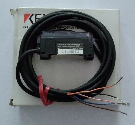 NEW FS-T1P Keyence Fiber Optic Sensor