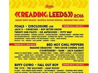 Reading Leeds Festival