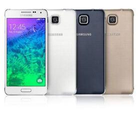 Samsung Galaxy Alpha 32GB 4G - Unlocked
