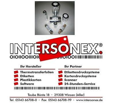 Thermotransferband Thermotransferfolie Carbonband TTR
