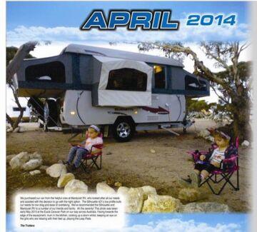 Coromal Pioneer Silhouette PS 421 Off Road Caravan Camper Bateman Melville Area Preview
