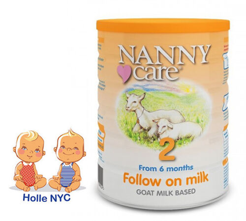 NANNY Care Follow On Stage 2 Goat Milk Formula 900g Free Expedited Shipping