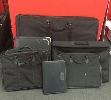 Portfolio cases - various sizes