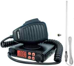 UNIDEN-UH7700NB-CH5T-FGLASS-WHITE-80-CHANNEL-ANTENNA-UHF-RADIO-PACK-3-YEAR-WTY